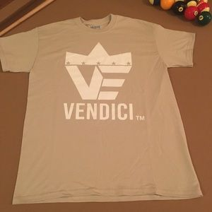 VENDICI Trademarked original design tee